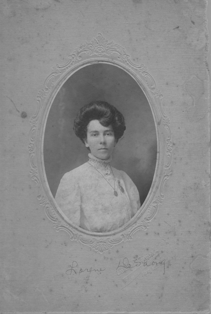 Portrait of Frances Lorine Sumner
